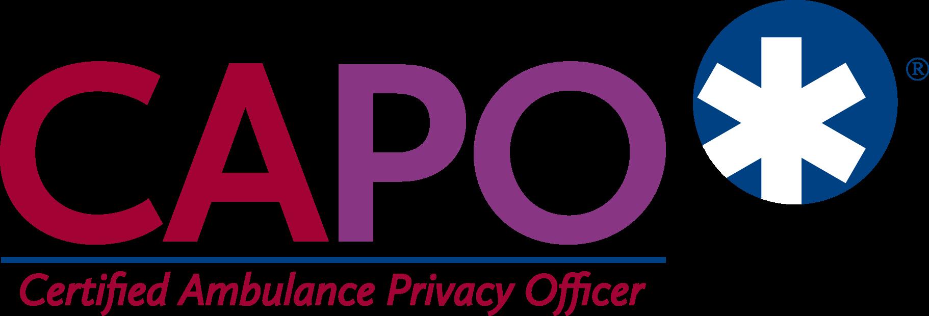 CAPO Registered Transparent